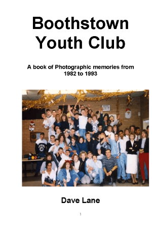 Boothstown Youth Club